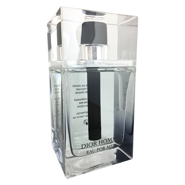 Dior Men's Dior Eau 3.4-ounce 100 ml Eau de Toilette Spray (Tester)