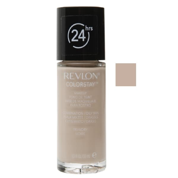 Revlon Colorstay 24hrs Foundation for Combination to Oily Skin