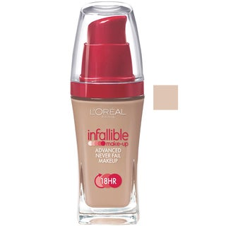 L'oreal Infalliable Advanced Never Fail 18HR Makeup