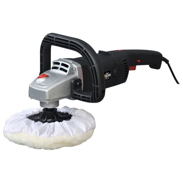 Worker 7-inch Variable Speed Polisher/Sander