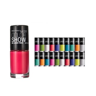 Maybelline Color Show Surprise 12-piece Nail Polish Set