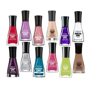 Sally Hansen Inst Dri 12-piece Set