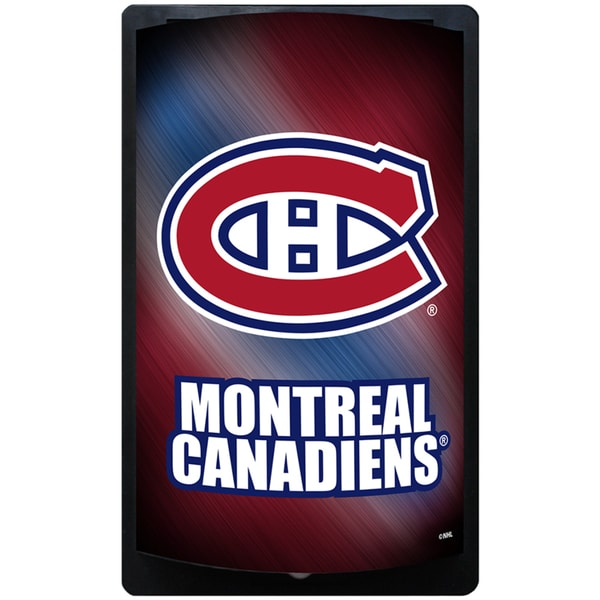 Montreal Canadiens MotiGlow Light Up Sign 17606854