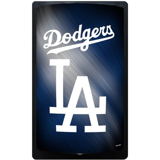 Los Angeles Dodgers MotiGlow Light Up Sign