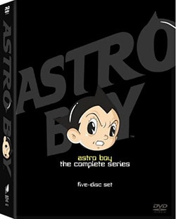 Astro Boy: The Complete Series (DVD)