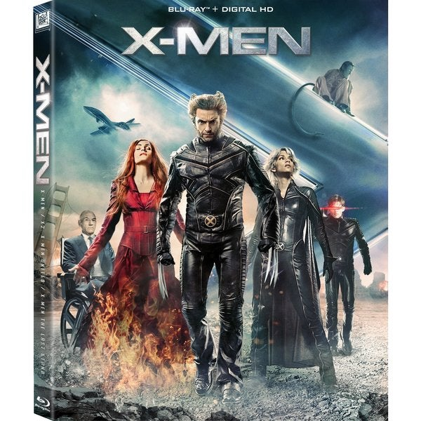 X-Men Trilogy Pack (Blu-ray Disc) 17611661