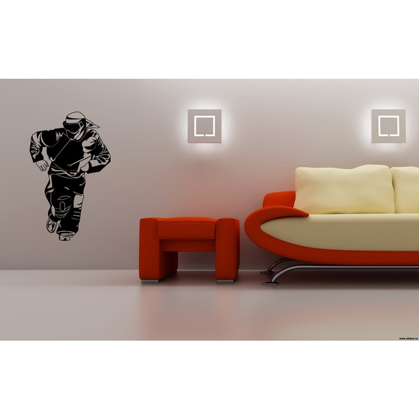 Paintball The escape Wall Art Sticker Decal