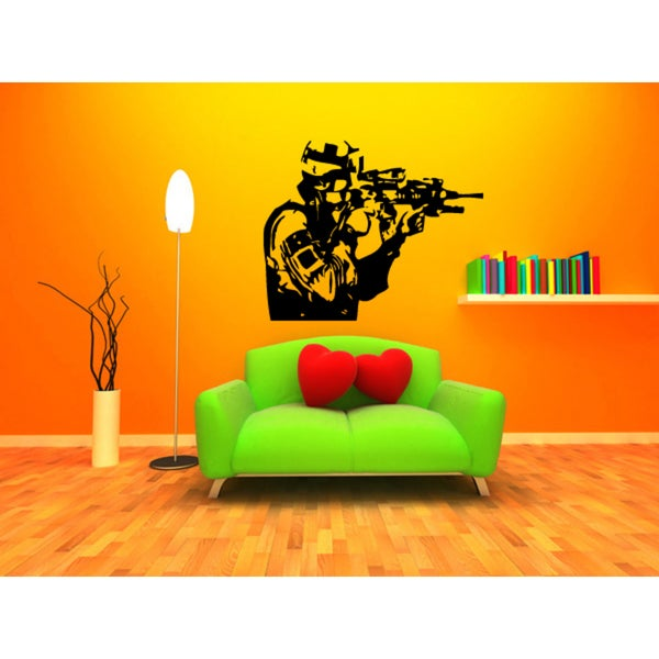 American Sniper Wall Art Sticker Decal