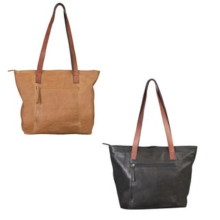 Canyon Outback Leather 17-inch Harper Canyon Leather Tote