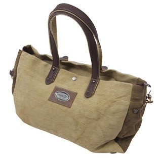 Canyon Outback Urban Edge Reese 15-inch Linen Tote Bag