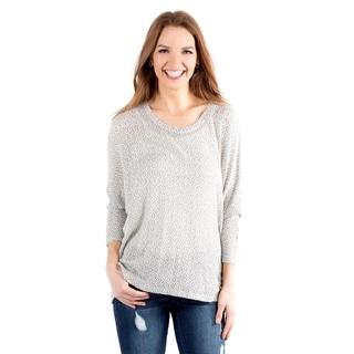 DownEast Basics Women's Telegraph Sweater