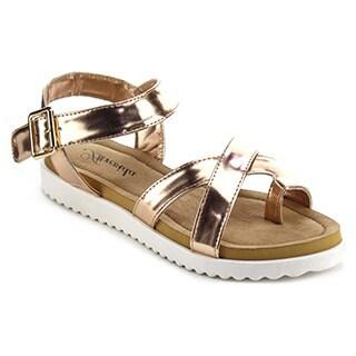 Atrevida Perah-02 Women's Ankle Strap Flat Sandals