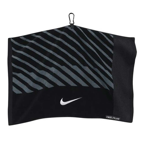 Nike Face/ Club Jacquard Golf Towel