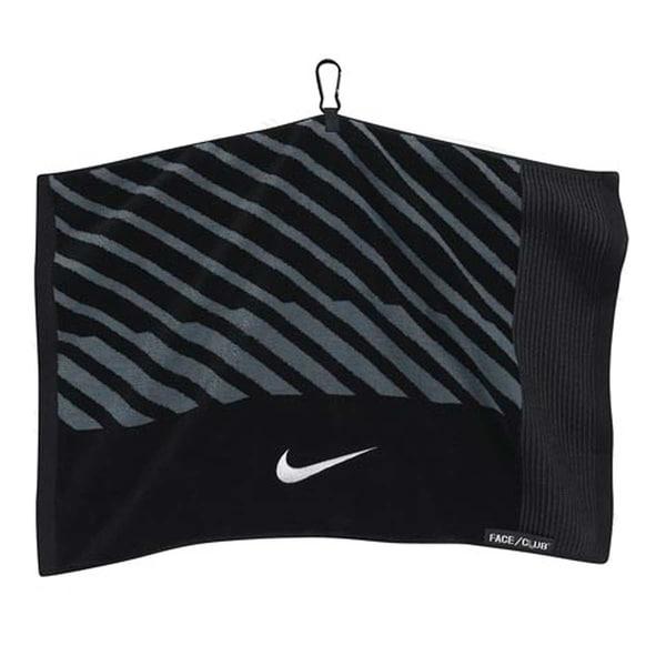Nike Face/ Club Jacquard Golf Towel