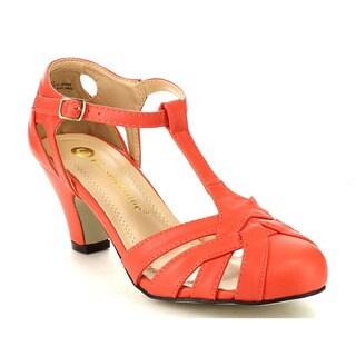 Beston Cc05 Women's Mid Heel Dress Shoes