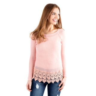 DownEast Basics Women's Ashbury Sweater
