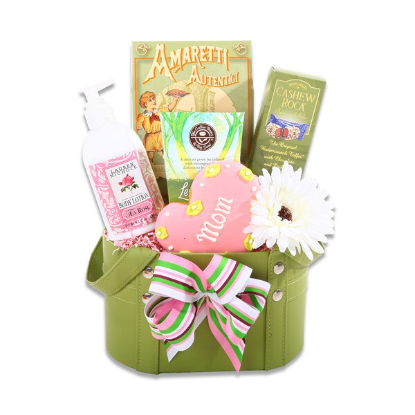 Something Special for Mom Gift Basket
