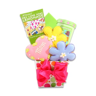 Cookies and Lemonade for Mom Gift Basket