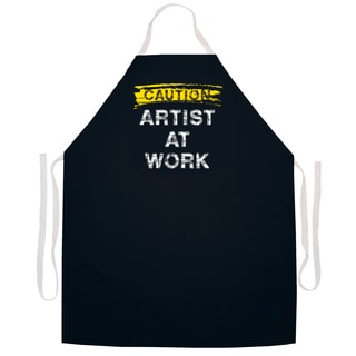 Attitude Aprons 'Artist at Work' Apron