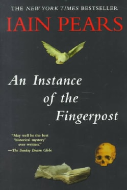 An Instance of the Fingerpost (Paperback)