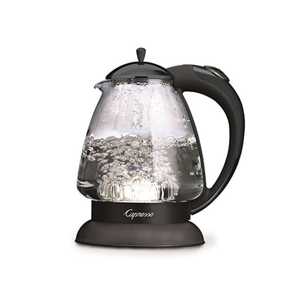 Capresso 25903 H2O Plus 6-Cup Water Kettle (Black) 17631066