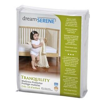 Tranquility Crib Mattress Protectors