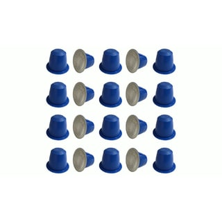 20 Coffee Capsules for Use in Most Nespresso Machines, The Closer is Designed and Engineered by Crucial Coffee