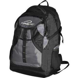 Airbac ATHGY Airtech 15 inch Notebook Backpack Grey