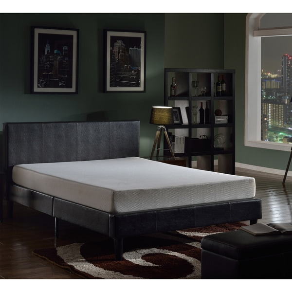 Ultra Soft and Comfortable 8-inch Full-size Memory Foam Mattress