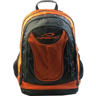 Airbac LYROE Layer 17 inch Notebook Backpack Orange