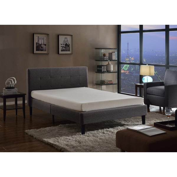 Ultra Soft and Comfortable 6-inch Queen-size Memory Foam Mattress