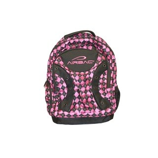 Airbac RNGVT Ring 17 inch Notebook Backpack Violet