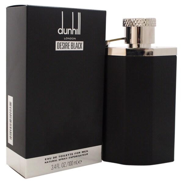 Dunhill Desire Black Men's 3.4-ounce Eau de Toilette Spray
