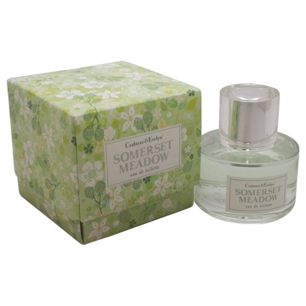Crabtree & Evelyn Somerset Meadow Women's 2-ounce Eau de Toilette Spray