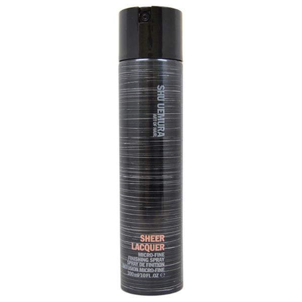 Shu Uemura 10-ounce Sheer Lacquer Micro Fine Finishing Spray