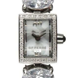 GF Ferre Women's Stainless Steel Quartz Watch