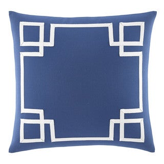 Nautica Bell Point Fretwork Decorative Pillow