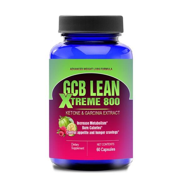 Super 3-in-1 GCB Lean with Garcinia Cambogia, Green Coffee Bean and Raspberry Ketones