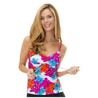 Mazu Swim Bayshore Bloom Women's Tankini