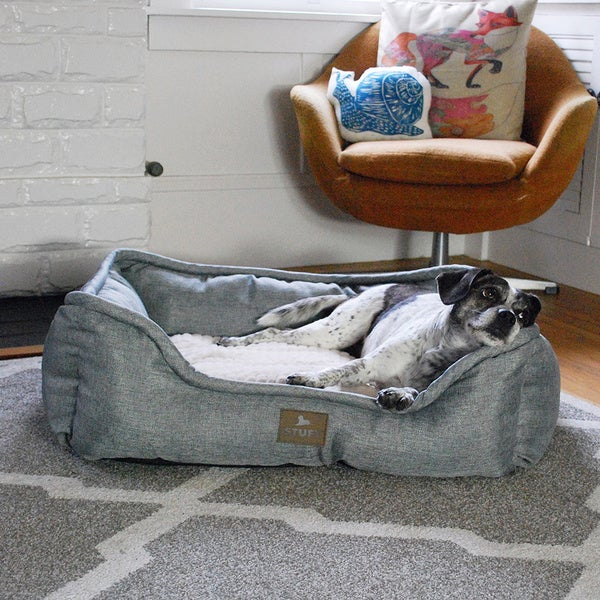 Stuft Dozy Sofa Orthopedic Memory Foam Pet Bed