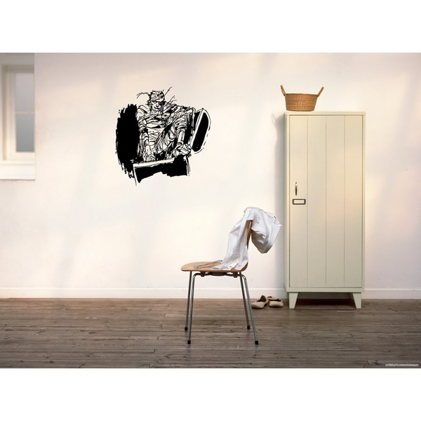 The Mummy Tomb of the Wall Art Sticker Decal
