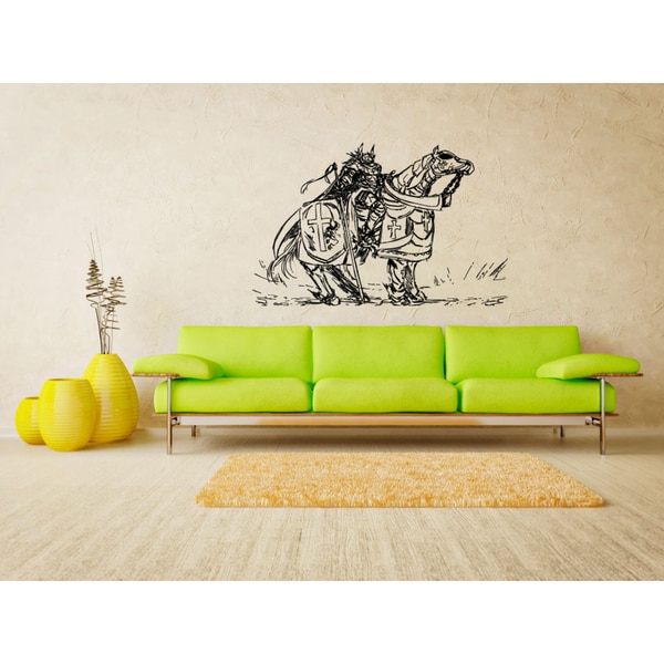 Paladin France History Wall Art Sticker Decal