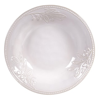 Certified International Binaca Ivory Serving/Pasta Bowl 14-inch x 3-inch