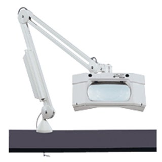 80 LED, 3 DIOPTER MAGNIFIER LAMP DESK MODEL 110/220V