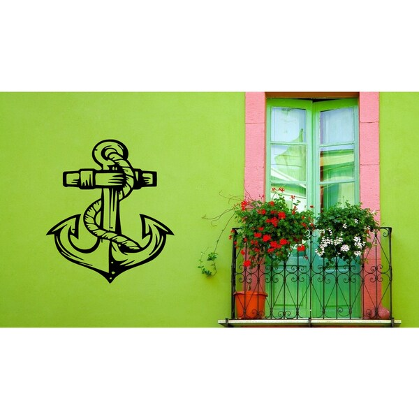 Moorings Wall Art Sticker Decal