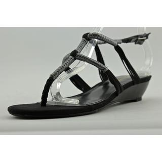 Enzo Angiolini Women's 'Khanna' Fabric Sandals