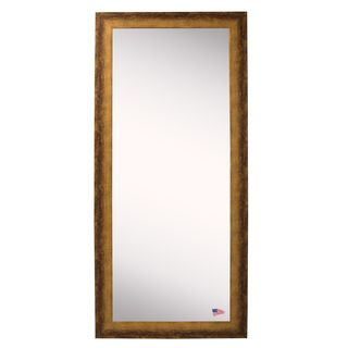 American Made Rayne Tarnished Bronze Floor Mirror
