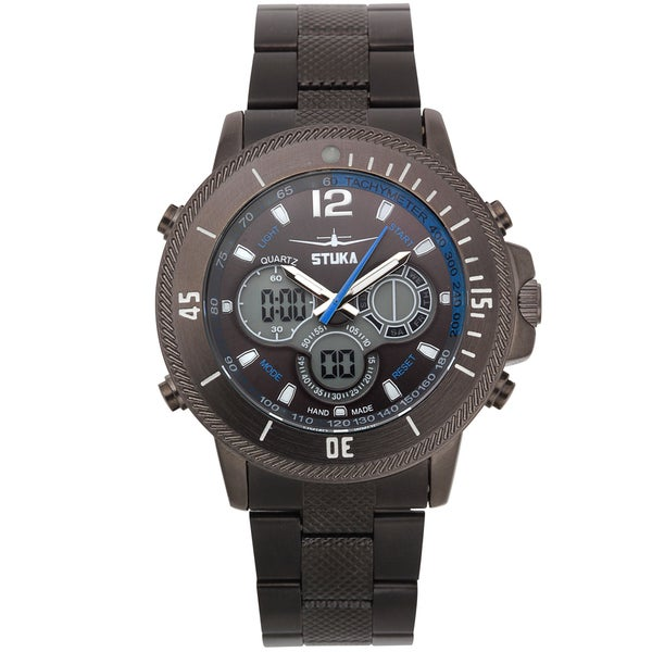 Stuka Men's SR-71 Analog/Digital Hybrid Watch