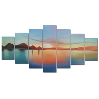 Hand-painted Extra Large Seascape Canvas Art