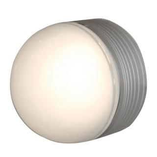 Access Lighting MicroMoon 1-light Satin Flush/Wall Mount